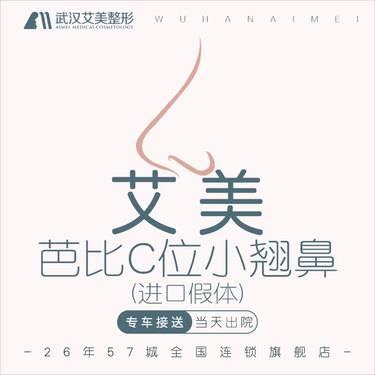 【硅胶隆鼻】韩式生科一段 假体隆鼻